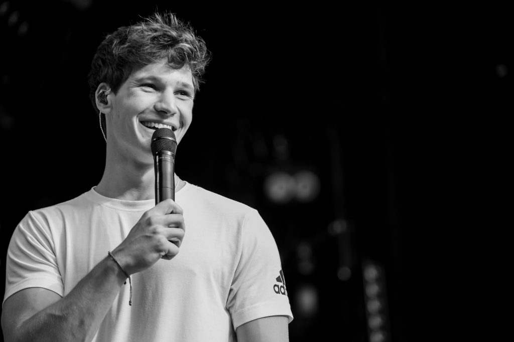 Wincent Weiss, Stars in Town 2018