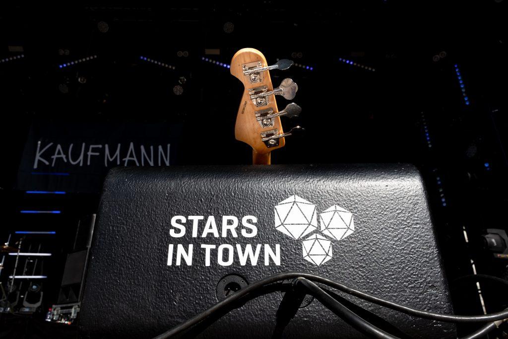 Kaufmann, Stars in Town 2018