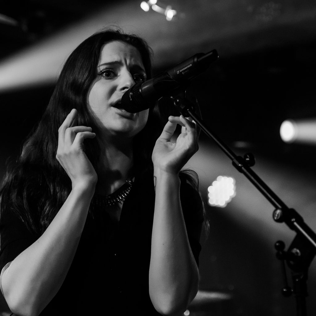 Anna Murphy, Cellar Darling Salzhaus Winterthur, 02.05.2019