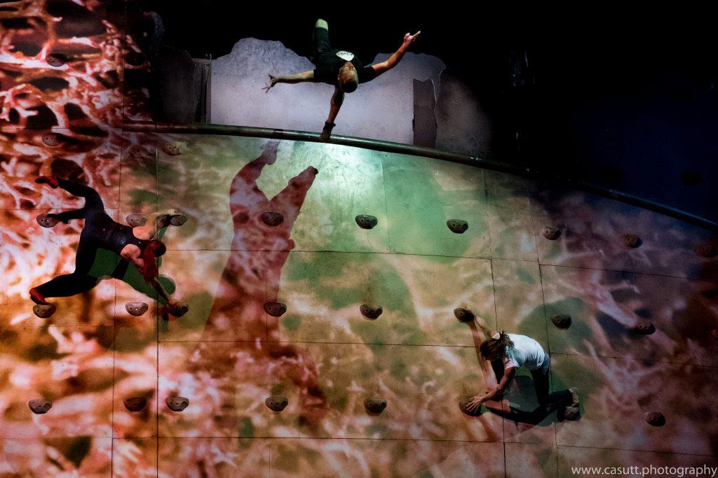 Cirque du Soleil Backstage and Training